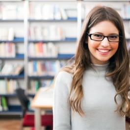 Studious Girl | Education | PCRS | Careers