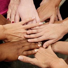 Diversity Hands | PCRS