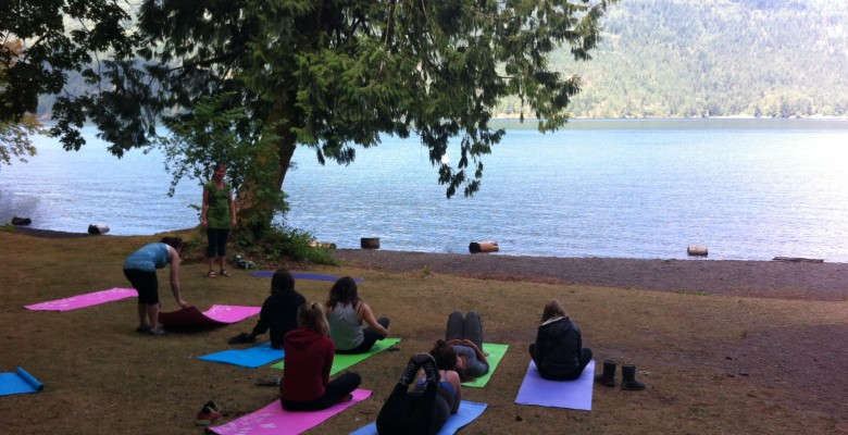 Youth Yoga | PCRS