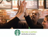 Starbucks Youth Hiring Event