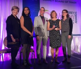 Ingrid Kastens SBOT Award Winner