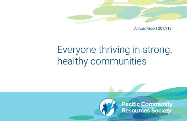 PCRS Annual Report 2017-2018